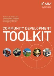 [PDF] Community Development Toolkit - CommDev