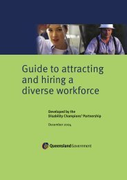 Guide to attracting and hiring a diverse workforce - Public Service ...