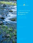 Comprehensive Annual Financial Report - Loudoun Water - Page 3