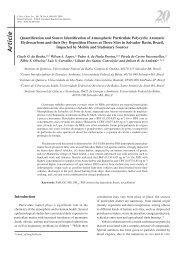 Article - Sociedade Brasileira de Química