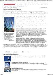 Rhein-Zeitung - BI Gegenwind-Mudau