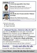Gemeinschaftshaus Leehalde, Rümlang - Ahmadiyya Muslim ... - Seite 2
