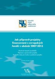 Jak připravit projekty financované z evropských fondů ... - Euroskop.cz