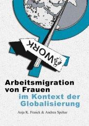 Arbeitsmigration von Frauen im Kontext der Globalisierung - Weed