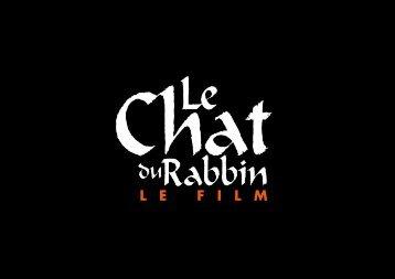dossier de presse - Le Chat du Rabbin
