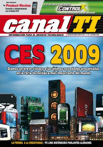 Ces 2009 - Canal TI