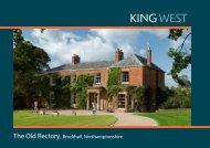 The Old Rectory, Brockhall, Northamptonshire