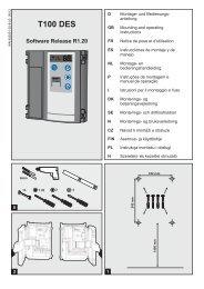 T100 DES - Tormatic