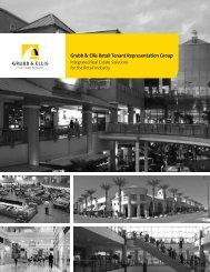 Grubb & Ellis Retail Tenant Representation Group