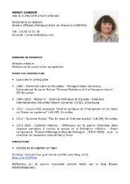 MENAT Candice - Sciences Po Aix
