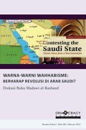 Project WARNA-WARNI WAHHABISME: - Democracy Project