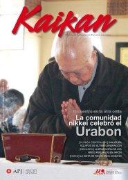 Kaikan Nº 44 – Setiembre-Octubre 2009 - Asociación Peruano ...