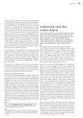 Brückenschlag mit Penthesilea - Zürcher Hochschule der Künste - Page 5