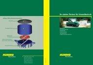 Ihr starker Partner für Umwelttechnik - Huning Maschinenbau