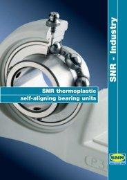 SNR - Industry - NTN-SNR Portal