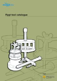 Flygt Tool Catalogue - Water Solutions