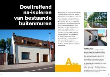 reportage naisolatie bestaande muren.pdf - Architectura