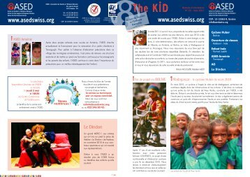 Kid de Mars 2011 - ASED