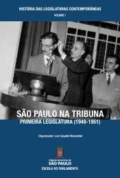SÃO PAULO NA TRIBUNA - Governo do Estado de São Paulo