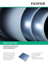 Brillia HD LH-NI3 (PDF:72KB) - Fujifilm