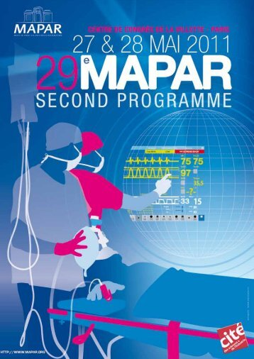 Programme du samedi 28 mai - Mapar