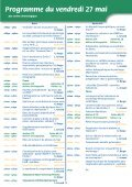 Programme du samedi 28 mai - Mapar - Page 3