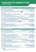 Programme du samedi 28 mai - Mapar - Page 4