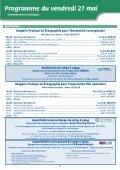 Programme du samedi 28 mai - Mapar - Page 5