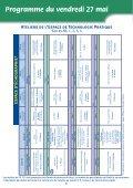 Programme du samedi 28 mai - Mapar - Page 6