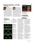 Test banc d'essai du bloc mono Vincent SP-995 dans la revue ... - Page 4