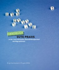 GUTE PRAXIS - Frauenservice Graz