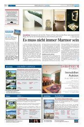 Innenraumgestaltung mit Naturstein - Schubert Steinzentrum GmbH