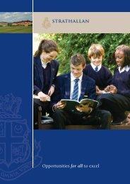 Download PDF - Strathallan School