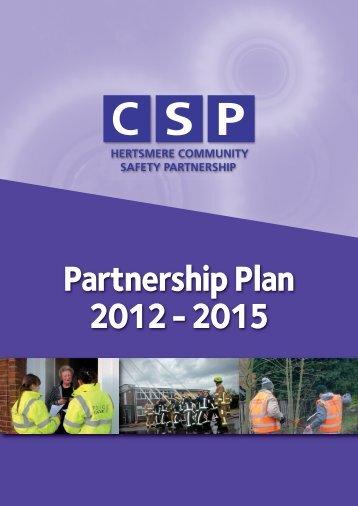 priorities - Hertsmere Borough Council