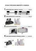 Návod k obsluze pro elektrický pohon - Deramax.cz - Page 2