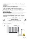 Návod k obsluze pro elektrický pohon - Deramax.cz - Page 7