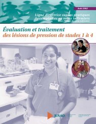 RNAO Pres/Ulc2 FR FINAL LOW - Long-Term Care Best Practices ...