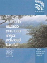 1998 Politicas Forestales CR Watson.pdf - Catie
