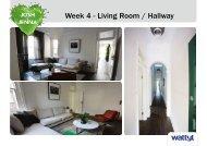 Week 4 - Living Room / Hallway - Wattyl