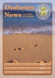 Diabetes News 44 - Diabaer