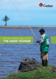 THE ASIAN TSUNAMI - Caritas Australia