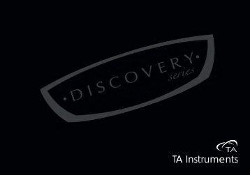 Discovery DSC Brochure - TA Instruments