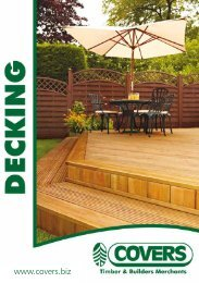 Decking Brochure - Covers