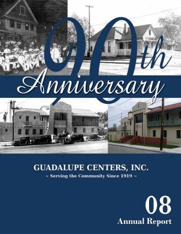 Guadalupe Centers, Inc.