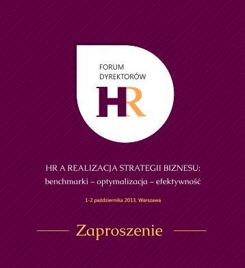 FORUM DYREKTORÓW - Blue Business Media