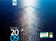 Relatório de Sustentabilidade 2009 - Sabesp
