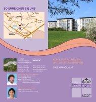 Klinik für Allgemein und Visceralchirurgie (Case Management)