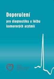Doporučení pro diagnostiku a léčbu komorových arytmií