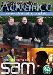 Copy deadline for March issue: 25 April 2007 - Severn Advanced ...