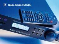 Amc_files/AMC Live Radio Player.pdf - DLP Audio & Light Equipment